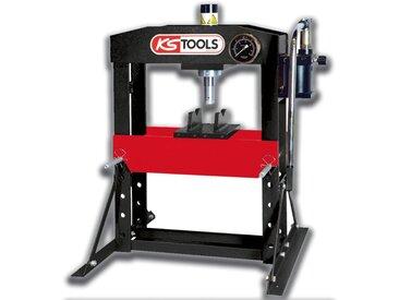 Presse hydraulique d'établi 15 tonnes (160.0112) - KS TOOLS