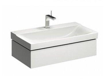Geberit Geberit Xeno 2 Waschtischunterschrank 500.508., 880x220x462mm, 1 Schublade, Coloris: Laque brillante blanche - 500.508.01.1
