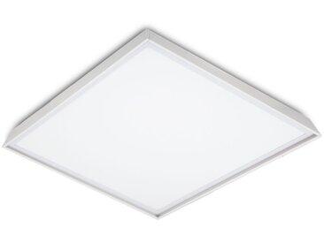 Panel LED Slim 60x60cm 36W 3623lm + Kit de Superficie | Blanc froid (HO-KITPAN60X60-36W-CW)