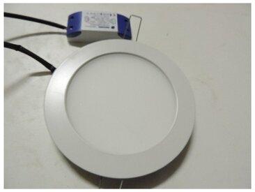 Plafonnier encastré downlight LED 9W Ø 164mm lumière blanc chaud 3000K 136 leds IP44 (4206 01 83 secom) CAMUS TRAJECTOIRE 003289