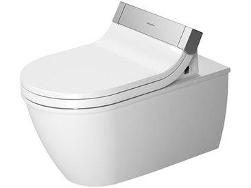 Duravit Darling Nouveau WC mural pour SensoWash®, 254459, Coloris: Blanc avec HygieneGlaze - 2544592000