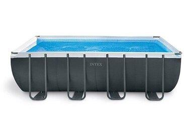 Piscine tubulaire Ultra XTR - Rectangulaire - 5,49 m x 2,74 m x 1,32 m de Intex - Catégorie Kit piscine