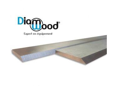 Fer de dégauchisseuse/raboteuse 410 x 30 x 3 mm acier HSS (le fer) - Diamwood