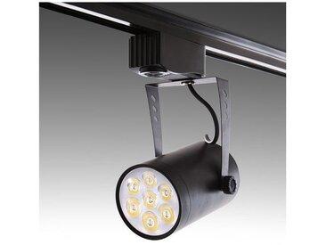 Spot LED Sur Rail 7W 700Lm 30.000H Ashley | Blanc - Blanc chaud (PL218004)