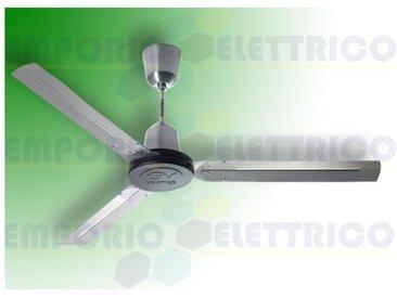 vortice ventilateur de plafond nordik heavy duty 120 inox 61024