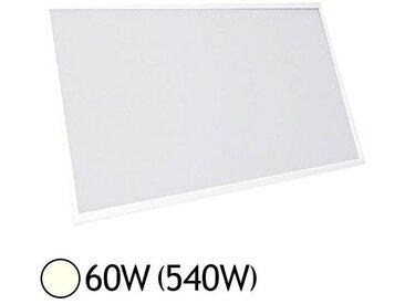 Dalle LED 60W (540W) 1200x600 Blanc jour 4000°K
