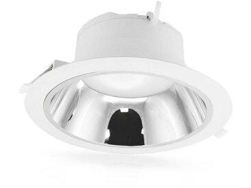 Downlight LED 20W (180W) Basse luminance Ø190 encastrable Blanc neutre 4000°K