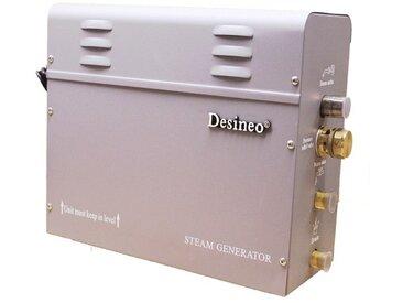 Générateur de vapeur pour hammam 4Kw Desineo à usage professionnel ou domestique