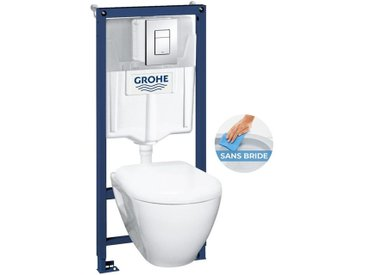 Grohe Nouveau Pack Bati WC Grohe RIMLESS (39186rimless)