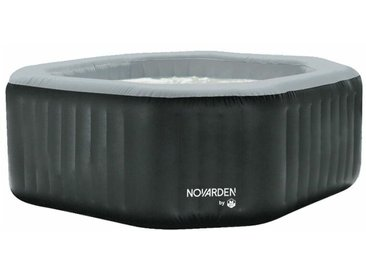 NSI50 Spa gonflable by NETSPA pour 5 à 6 personnes - Anthracite grey - Novarden