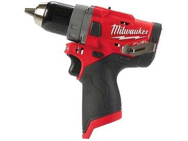 Perceuse visseuse MILWAUKEE FUEL M12 FDD-0 - sans batterie ni chargeur 4933459815