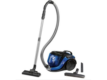 aspirateur sans sac aaba 75db noire/bleu - ro6941ea - rowenta