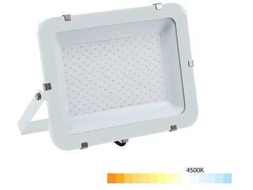 Projecteur LED 200W 20000 lumens étanche IP65 Optonica (eq 1200W) | Blanc - Blanc Neutre (4500K)