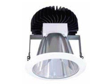 Plafonnier encastré LED 29W blanc Ø 195mm lumière blanc chaud 3000K 2000lm alim 230V IP44 IK10 DRAKKAR TRAJECTOIRE 004565