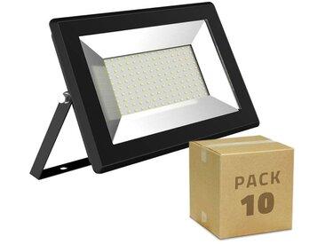 Pack Projecteur LED Solid 30W (10un) Blanc Froid 6000K