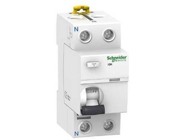 ProDis iID K interrupteur différentiel PdC 4,5kA 2P 40A type AC 30mA - A9R55240
