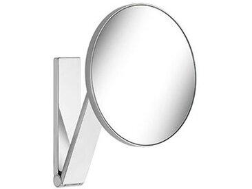 Keuco iLook_move, miroir cosmétique 17612, non éclairé, avec 212 mm, chromé - 17612010000