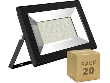Pack Projecteur LED Solid 50W (20un) Blanc Neutre 4000K