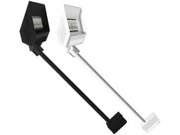 Projecteur LED CREE pour Enseignes 30W Bras 50cm Noir
