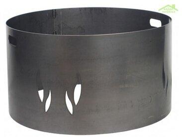 Pare-feu pour brasero en acier 60cm, 70cm, 80cm