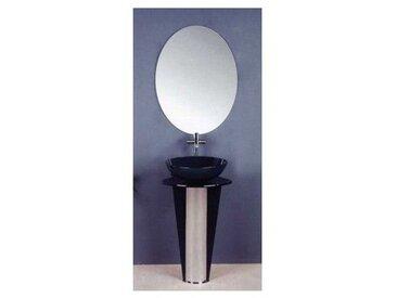 Meuble de salle de bain VIGO, noir - Noir