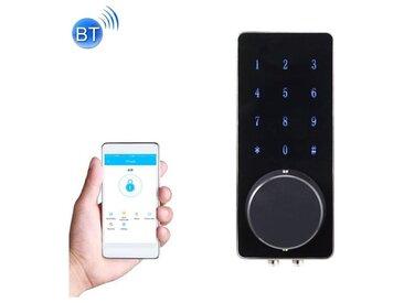 Serrure connecté Téléphone APP Contrôle En Alliage de Zinc Écran Tactile Smart Bluetooth V4.0 de Porte Mot de Passe Système de d