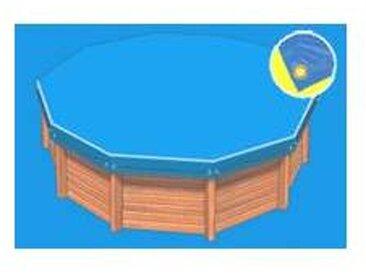 Bâche hiver Eco bleue compatible piscine Tropic Octo+ 460