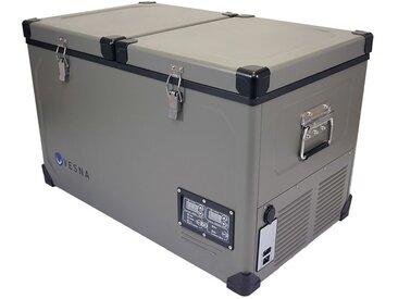 VESNA STEEL Glacière congélateur portable électrique à compression Double (40/25L)