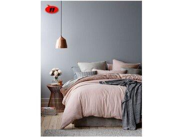 Peinture murale sans odeur /couleur : gris / qualité professionnelle application facile, séchage rapide / MadeInNature®   15 litres pour 150 m², soit 75 m² pour 2 couches