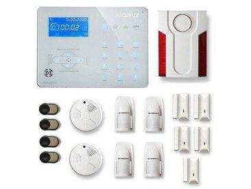 Alarme maison sans fil ICE-B26 Compatible Box internet et GSM