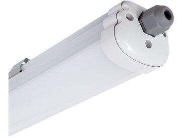 Réglette Étanche Slim LED Intégré 1200mm 36W Blanc Neutre 4000K - 4500K