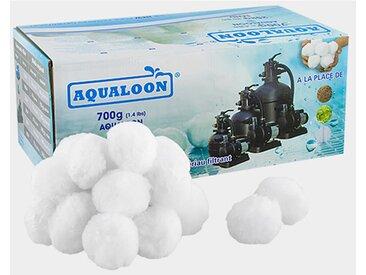 Boules filtrantes pour filtre à sable piscine 14 m³/h aqualoon 6 cartons de 700g