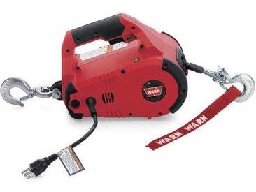 Treuil électrique Warn 230V - Pullzall 220v - charge max 450kg - câble 4,5m