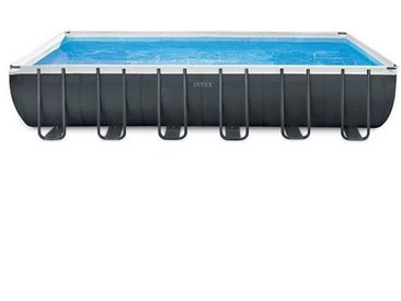 Piscine tubulaire Ultra XTR - Rectangulaire - 7,32 m x 3,66 m x 1,32 m de Intex - Catégorie Kit piscine