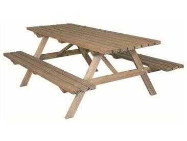 Table pique-nique 200 cm