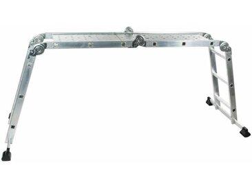 Échelle transformable multifonction en aluminium - Werkapro