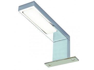 Spot de salle de bain avec éclairage LED - Modèle Droit Led - 5 cm X 3 cm (HxL)