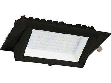 Projecteur LED SAMSUNG 130lm/W Orientable Rectangulaire 20W Noir LIFUD Blanc Chaud 2800K - 3200K