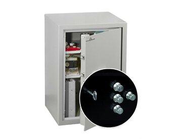 Coffre fort de sécurité Anti-Feu MB 60 G2 Serrure à clés + mécanique