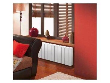 Radiateur Fonte NOIROT - BELLAGIO Smart ECOControl 1000W Plinthe Blanc - N1713SEFS (haut. 300)