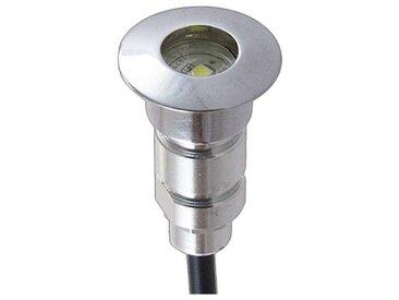Kit Mini Spot LED Encastrable Rond RGB Multicolore 0,8W SP-E02-RGB | 21 spots LED - RadioFréquence