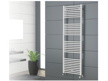 Radiateur sèche-serviettes Cordivari Lisa 22 | blanc - H.1385 L.550 I.500