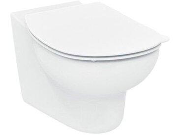 WC lavable mural Ideal Standard Contour 21, o rim, pour enfants (7-11) S3128, Coloris: Blanc - S312801