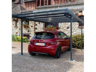 Carport Aluminium 14,8 m2 MISTRAL - Trigano