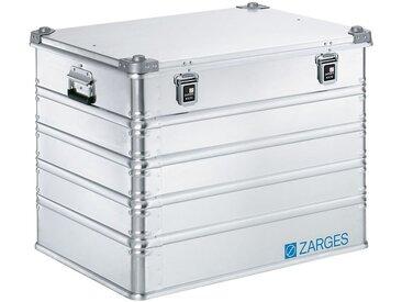 ZARGES Caisse de transport en aluminium - modèle robuste - capacité 239 l, L x l x h int. 750 x 550 x 580 mm