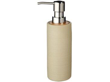 Distributeur de savon Roller Beige 290 ml 2105509 - Ridder
