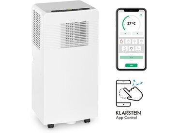 Klarstein Iceblock Ecosmart 7 climatiseur mobile 7000 BTU/2,1 kW blanc