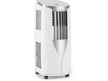 Klarstein New Breeze 7 Climatiseur mobile 7000 BTU Classe énergétique A télécommande - blanc