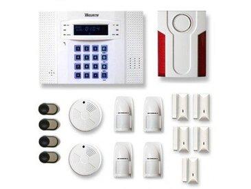 Alarme maison sans fil DNB26 Compatible Box internet et GSM