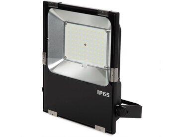 Projecteur Led Slimline Lumileds LED 3030 60W 7200Lm IP65 50000H   Blanc froid (1916-NS-HVFL60W-CP-CW)